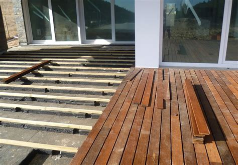 decking  ipe decking problems  installing