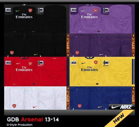 pes modif download kit away arsenal 201314 by adrian18 pes modif arsenal gdb kits 13 14 by g style
