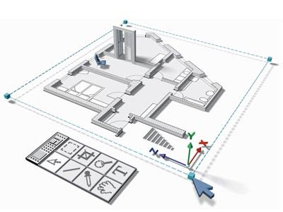 residence floor plan how home floor plans work howstuffworks