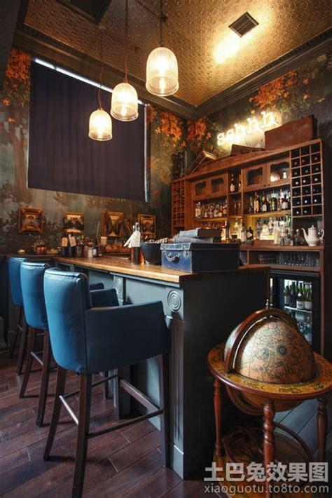 quick home bar design ideas 复古酒吧吧台图片 土巴兔装修效果图