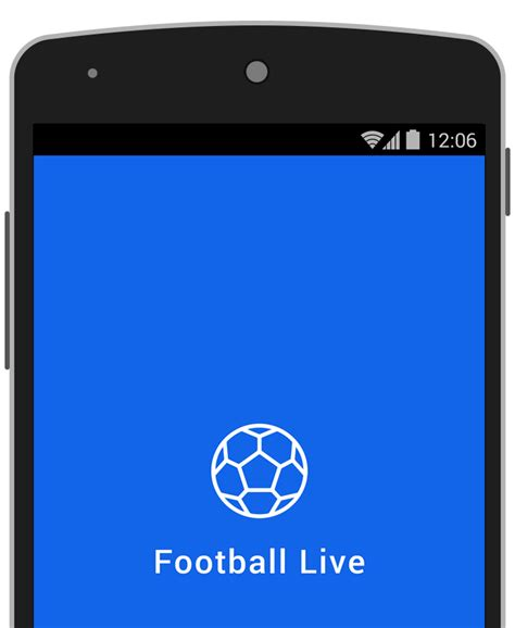 best photo templates for android football live android app template