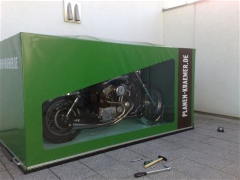 Motorrad Garage Berlin by Planen Kr 228 Mer Motorradgaragen