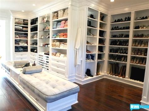 House Closet by Ciao Newport Inside Yolanda Foster S Closet And Home