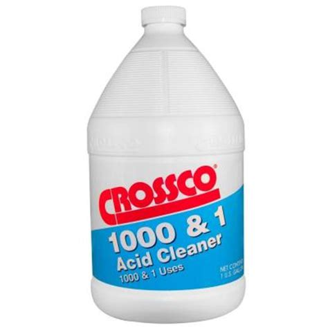 acid cleaner lookup beforebuying