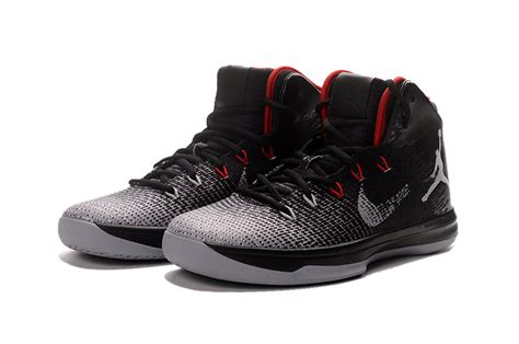 black and grey basketball shoes air xxx1 31 black grey and men s