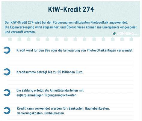 Was Ist Ein Kfw Darlehen 3540 by Kfw F 246 Rderung 220 Berblick Der Kfw Kredite Wohnung