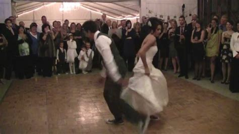 Wedding Song Usher by Wedding Breakdance To Usher Without You
