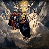 Dormition Of The Virgin El Greco | 608 x 600 jpeg 77kB