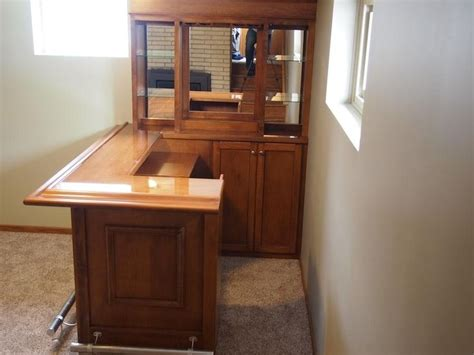 Portable Bars For Basements 25 Best Ideas About Small Basement Bars On