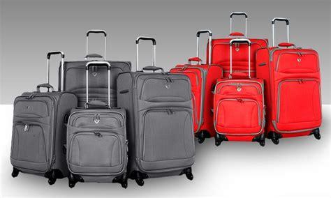 Honohulu Set honolulu 4 luggage set groupon goods