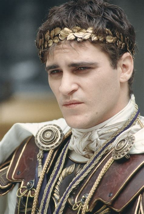 gladiator film actress dramatic monologue for men joaquin phoenix as commodus