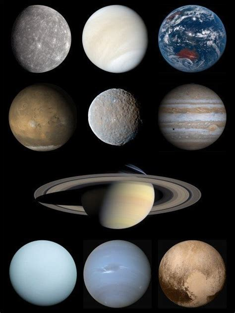 what color is neptune what are the colors of the 9 solar system planets and what