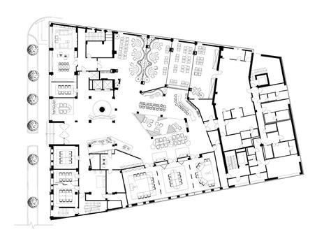 hotel reception design layout ground floor plan airport business center pinterest