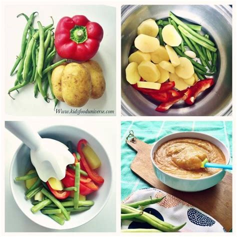 vegetables 6 month baby 25 best ideas about 7 months baby food on 7