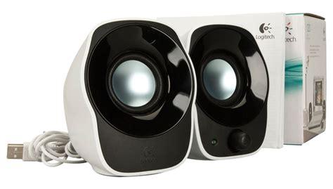 Speaker Futuristik Stereo Logitech Z120 T0210 3 logitech stereo speakers z120 speakers alzashop