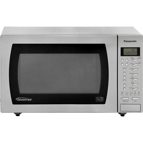 Microwave Panasonic Low Watt panasonic nn st479sbpq inverter 900 watt microwave free
