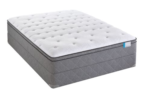 Socal Mattress by Sealy Posturepedic Lynnview Cushion Firm Top
