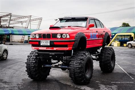 lifted bmw has anyone lifted a touring