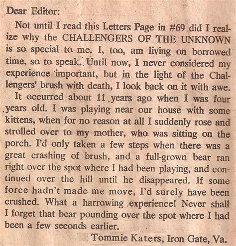 cover letter dear editor in chief with apologies to letter columns