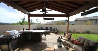 Backyard designs outdoor living rooms and backyard ideas the