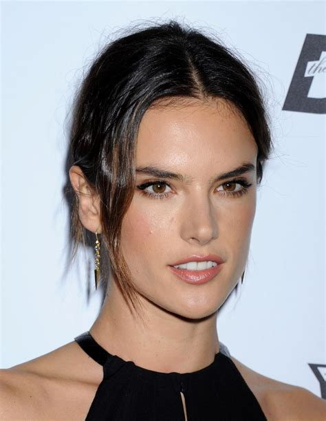 Alessandra Ambrosio by Alessandra Ambrosio At Daily Front Row S Fashion Los