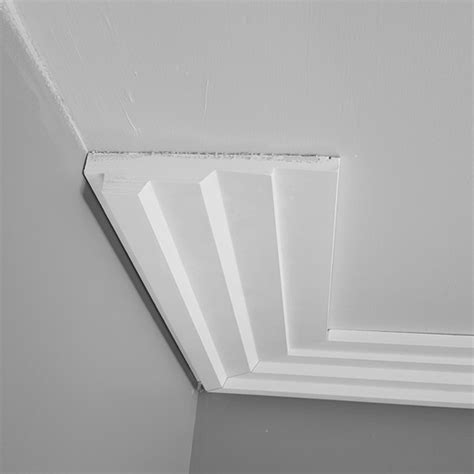 Ceiling Coving by Dm1961 Scotia Coving Flat Coving For Angled Ceiling With