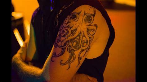 john frusciante tattoos frusciante octopus