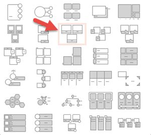 powerpoint layout grid create grids of tiled images with smartart picture layouts