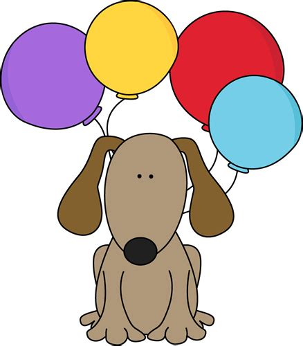 Happy Birthday Clip With Dogs Free by Happy Birthday Clipart Clipart Suggest
