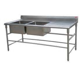 commercial stainless steel kitchen sink equipment of