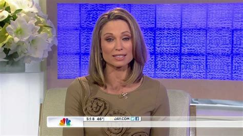 amy robach bald amy robach short hair short hairstyle 2013