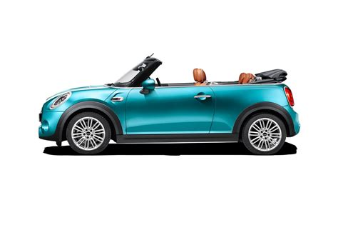 convertible cars mini declares open season 2016 mini convertible revealed
