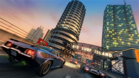 burnout paradise video game game  party