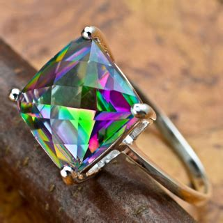 Gamis Rainbow Sz 3 free gorgeous rainbow topaz ring sz 6 75 solid sterling
