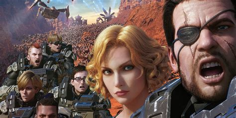 The Way Of The Traitor exclusive new starship troopers traitor of mars trailer