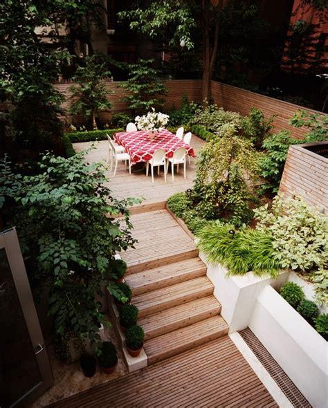 outdoor patio city garden stadstuin stad