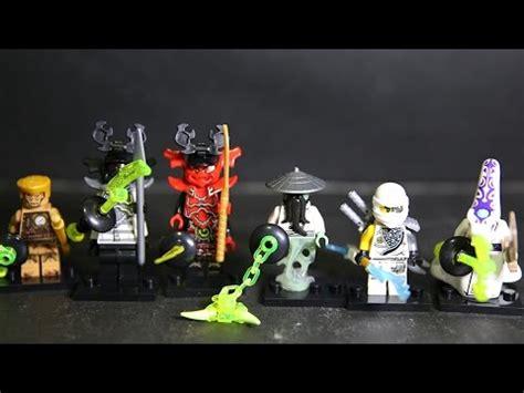 Lego Decool 10047 10052 lego ninjago 2016 villains decool bootleg 10047 10052