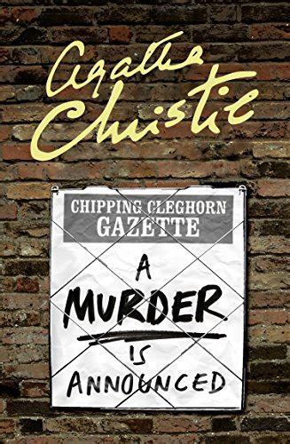 libro a murder is announced they do it with mirrors miss marple miss marple series gialli e thriller panorama auto