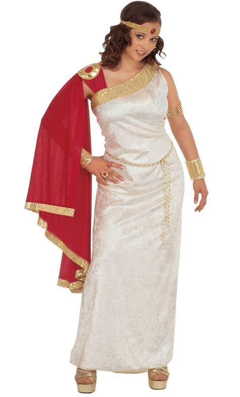 Costume romaine femme v29198