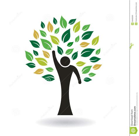 People Logo Tree Graphic Stock Vector Image Of Branch 36465969 Teamwork Tree Logo Vector Stock Vector Illustration Of Ecology Leafs 34023988