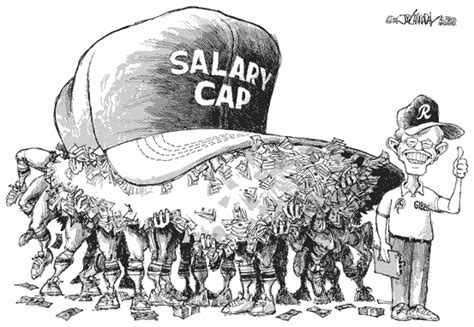 Salary Caps For Professional Athletes Essay by Salary Cap In Professional Sports About