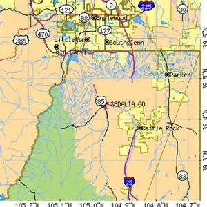 sedalia colorado map sedalia colorado co population data races housing
