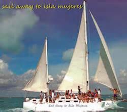 catamaran lupita cancun day trip to isla mujeres on the lupita catamaran carm blog