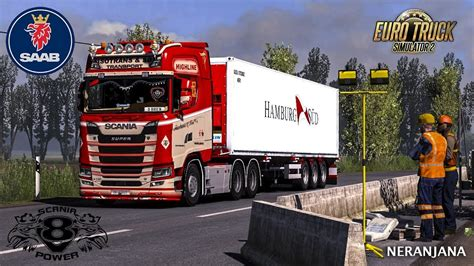 scania  euro  stock sound mod   ets ets mods scs mods euro truck simulator
