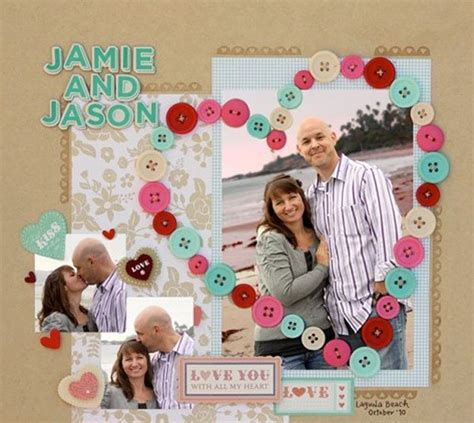 Scrapbook Layout Ideas For Boyfriend | cool diy scrapbook ideas you must add to your projects