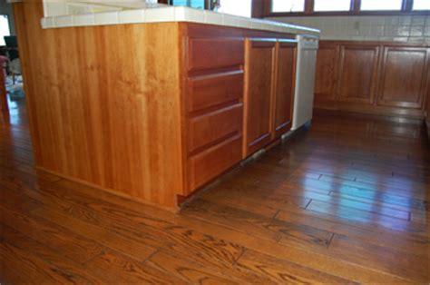 Kitchen Cabinet Floor Trim by Wood Restoration Refinishing S Portfolio Of Refinishing