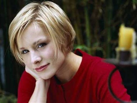 celebrities wiry hair wiry flip out bob cut short hairstyle 2013
