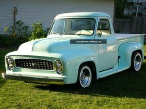 1954 ford f100 custom truck