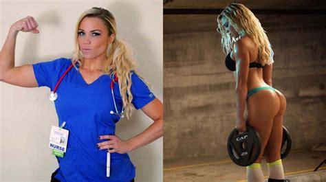 imagenes de mujeres que van al gym pasi 243 n por la salud y el fitness la descomunal enfermera