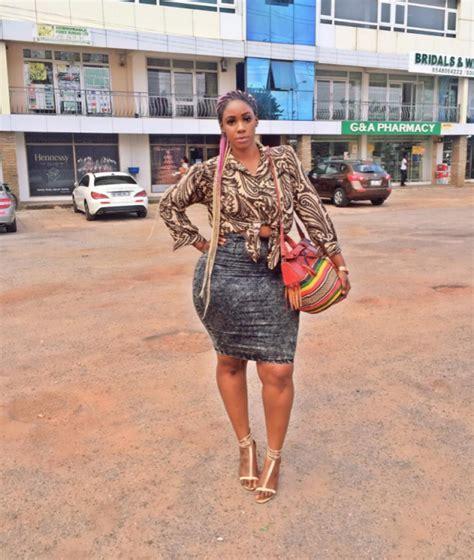Massiv Bett by 5 Ghanaian Socialites Flaunting Their On